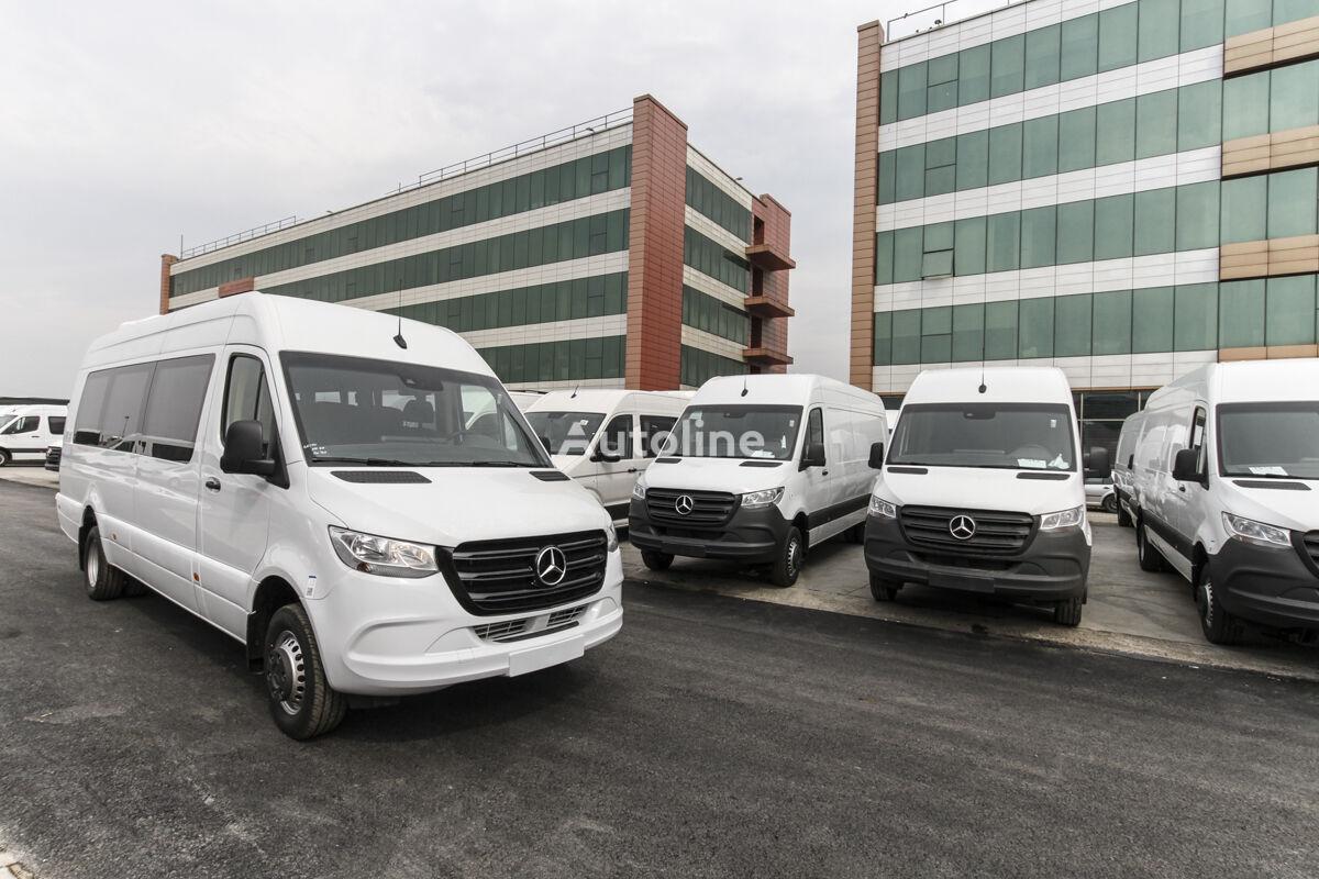 нови патничко комбе MERCEDES-BENZ IDILIS 516 19+1+1 *COC* 5500kg * Ready for delivery