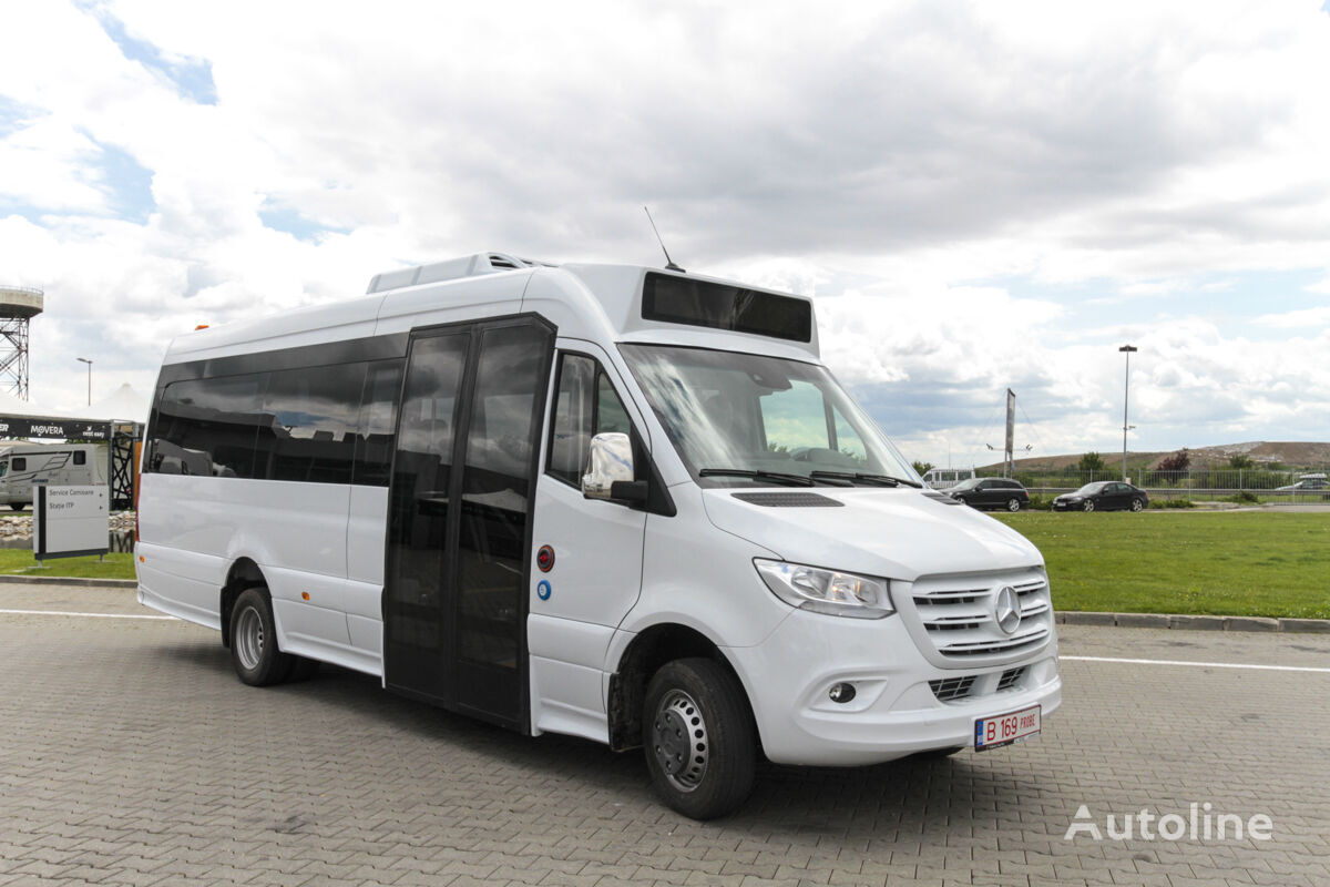 нови патничко комбе MERCEDES-BENZ 519 *coc 5500kg* 15seats +14standing+1driver
