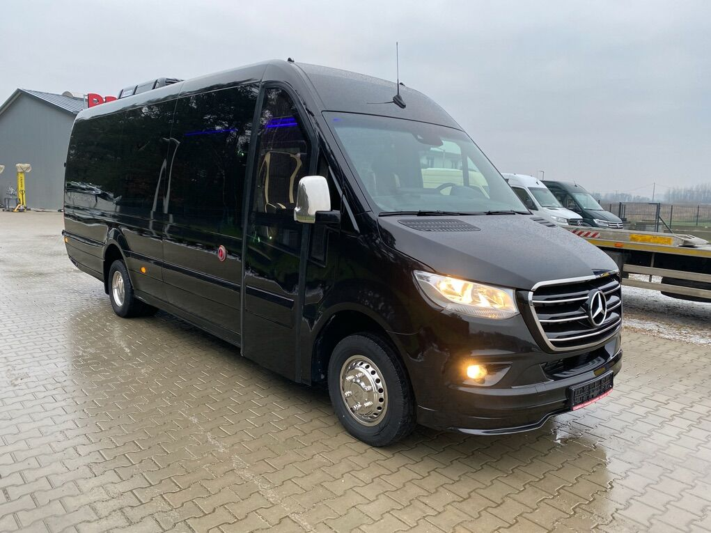 нови патничко комбе MERCEDES-BENZ Sprinter 519 XXXL 24 seats Fake Panorama