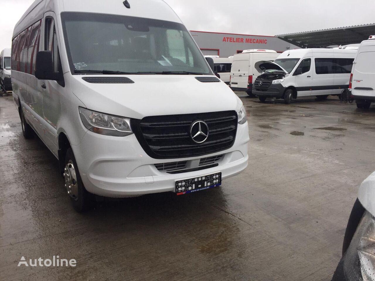 нови патничко комбе MERCEDES-BENZ Sprinter IDILIS 516,  22+1+1  *COC*  prolonged with 50cm fiber/s