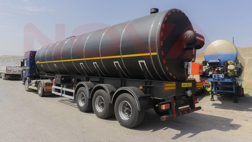 нови цистерна за битумен NOVA Bitumen Asphalt Tanker