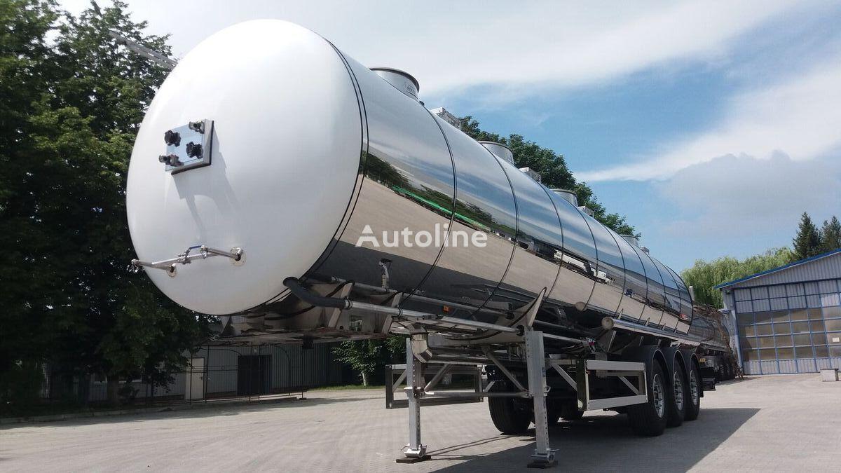 нови цистерна за транспорт на храна GORGAN