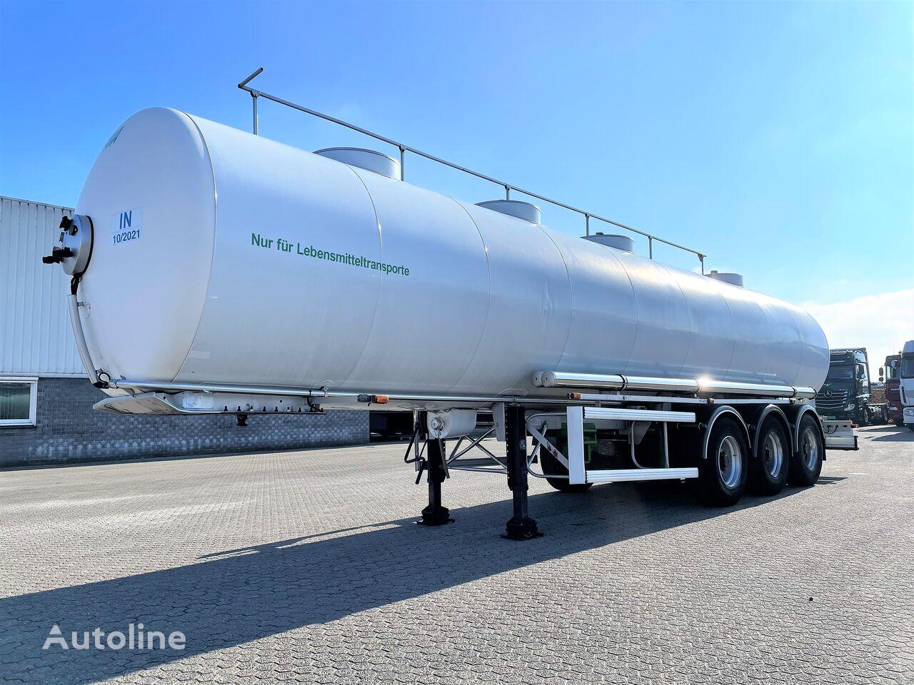 цистерна за транспорт на храна MAISONNEUVE INOX