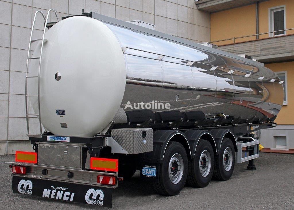 нови цистерна за транспорт на храна UNIFRIG MENCI