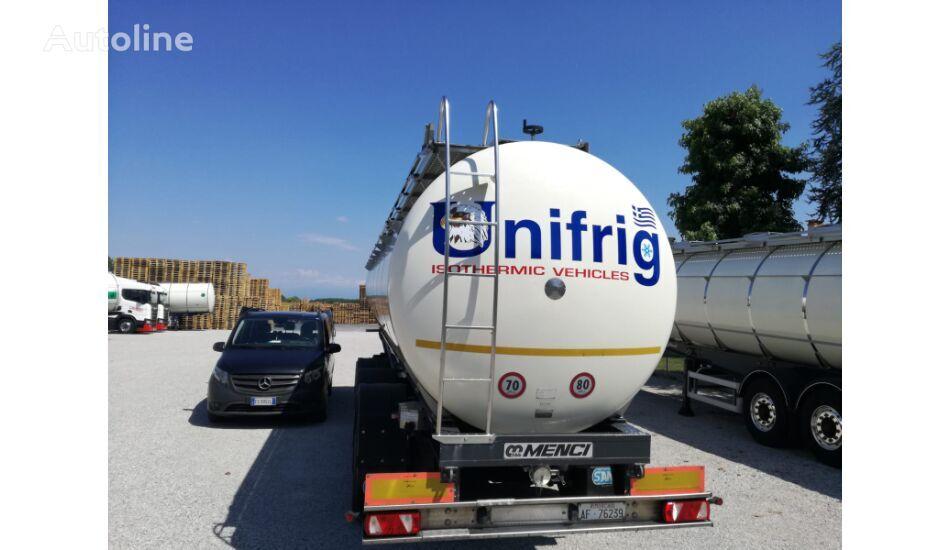 цистерна за транспорт на храна UNIFRIG MENCI