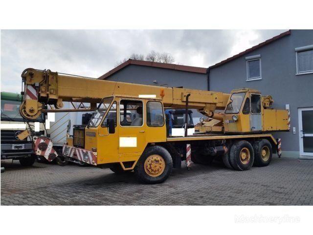 автодигалка LIEBHERR LT1025-25t-Allrad 33 m 2x Seilwinde Kranwagen