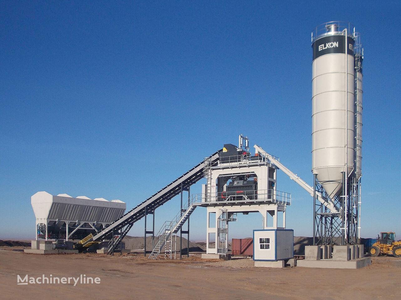 нови фабрика за бетон ELKON ELKOMIX-180 Stationary Batching Plant