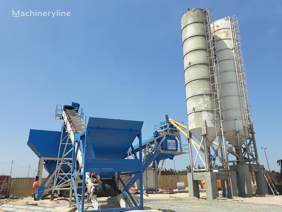 нови фабрика за бетон Plusmix GERİ BESLEME ÜNİTESİ-FEED BELT UNIT-кормушки