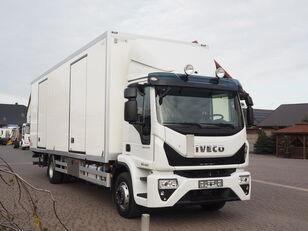изотермален камион IVECO EUROCARGO 150E25 EURO 6 150-250 NOWY MODEL IZOTERMA 21 PALET