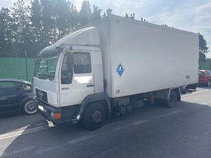 изотермален камион MAN 11.224 ISOTERMO  PUERTA ELEVADORA