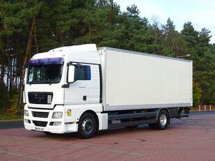 изотермален камион MAN-VW MAN TGX 18.400