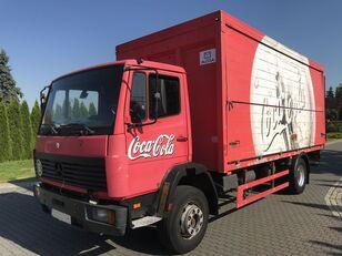 изотермален камион MERCEDES-BENZ 1217 eco power