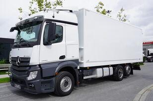 изотермален камион MERCEDES-BENZ Actros 2540 container / 6 x 2 / 18 EP