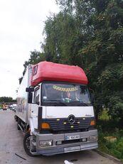 изотермален камион MERCEDES-BENZ Atego 1828