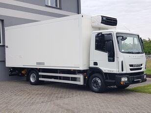 изотермален камион IVECO EUROCARGO 12T CHŁODNIA WINDA 15EP AGREGAT CARRIER 6,02x2,47x2,15