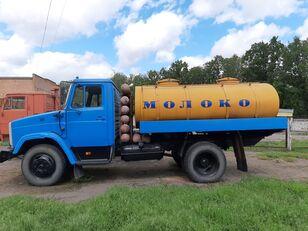 камион-цистерна за млеко ZIL 433362