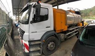 камион-цистерна MERCEDES-BENZ Axor 1828
