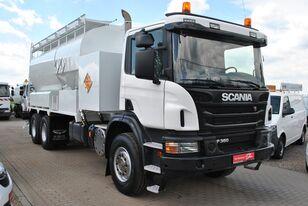 камион-цистерна SCANIA P360 Mobile Explosive Manufacturing Unit Heavy Anfo MPU