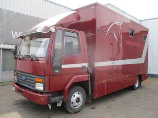камион фургон FORD Cargo 0811 , Belgium Horse Truck