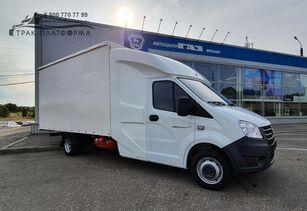 нови камион фургон GAZ A21R25