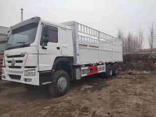 камион фургон HOWO Cargo truck