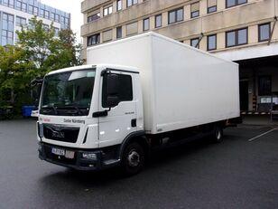 камион фургон MAN TGL 12.250 Koffer+HF