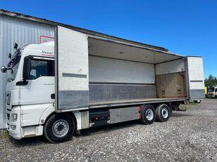 камион фургон MAN TGX 26.440, 6x2