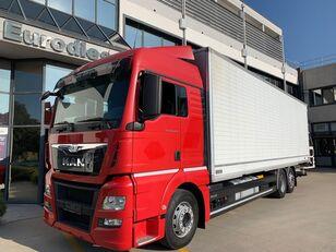 камион фургон MAN Tgx 26.440 Furgone Con Sponda