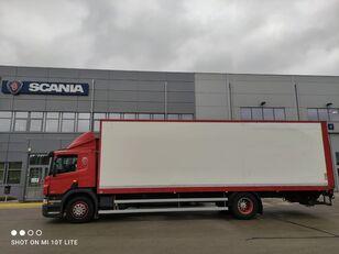 камион фургон SCANIA P-270 4x2 250.tkm Original!!!