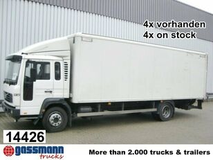 камион фургон VOLVO FL 6-12 4x2 Klima/Umweltplakette gelb