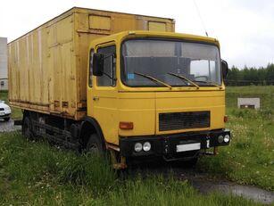 камион фургон MAN 14-192