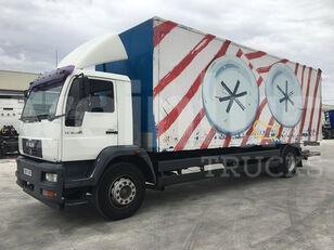 камион фургон MAN 18.285 LLC