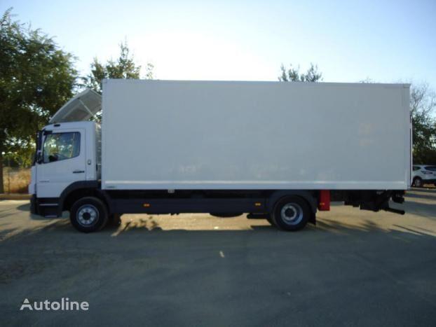 камион фургон MERCEDES-BENZ ATEGO 12 22