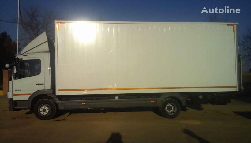 камион фургон MERCEDES-BENZ ATEGO 15 22