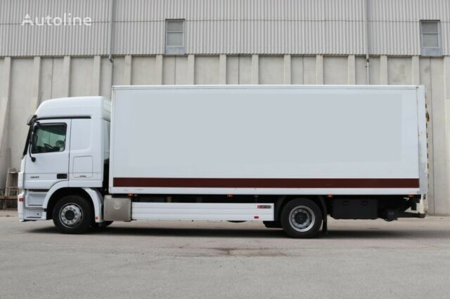 камион фургон MERCEDES-BENZ Actros 1841 E5