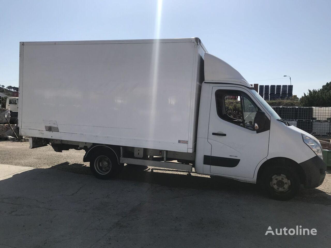 камион фургон OPEL Movano