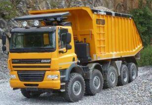 камион кипер GINAF HD5380T