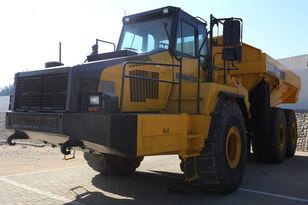 камион кипер KOMATSU HM400