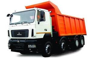 нови камион кипер MAZ 6516E8