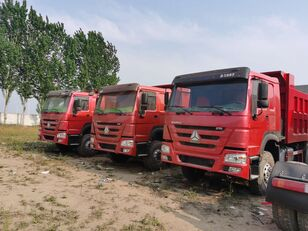 камион кипер SINOTRUK HOWO375 6x4