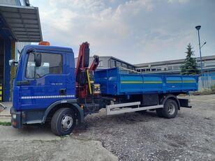 камион кипер STAR MAN TGL 12.220