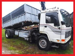 камион кипер VOLVO