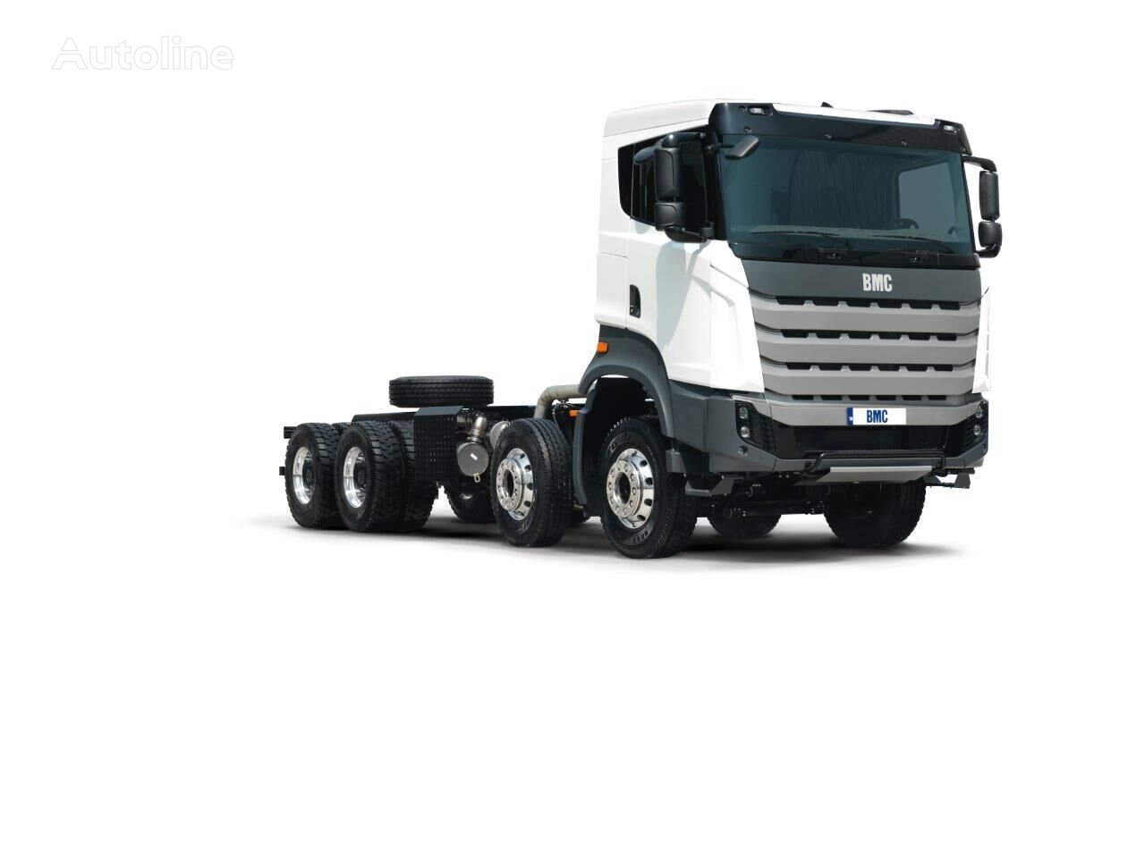 нови камион кипер BMC TUGRA