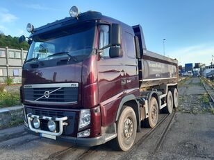 камион кипер VOLVO FH540 8x4 full steel retarder