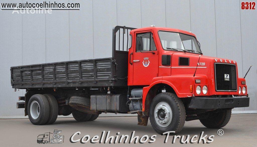 камион кипер VOLVO N7 20