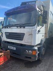 камион-ладилник ERF ECM 2004/2003 BREAKING FOR SPARES за делови