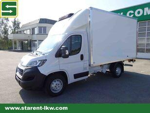 нови камион-ладилник PEUGEOT Boxer Tiefkühlkoffer, Carrier Xarios 350, Klima, Tempomat, Rückf