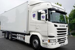 камион-ладилник SCANIA G490, Meat hooks , 19 EPAL