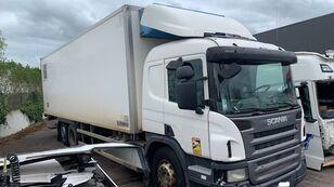 оштетен камион-ладилник SCANIA P340