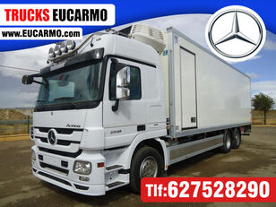 камион-ладилник MERCEDES-BENZ ACTROS 25 46